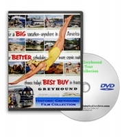 Greyhound & Bus Tour Films on DVD