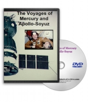 Mercury History and Apollo-Soyuz Space Missions DVD