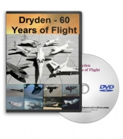 Dryden - 60 Years of High Speed Space Flight DVD