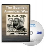 Spanish American War - 67 Motion Pictures on DVD