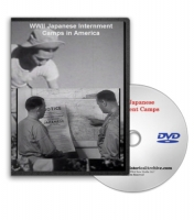 WWII Japanese Internment Camps in America on DVD