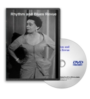 Apollo Theater Rhythm and Blues Revue DVD