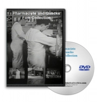 Pharmacists and Quacks on DVD