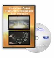 Operation Argus High Altitude Nuclear Test Program on DVD