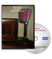 Bob and Ray Old Time Radio MP3 Collection on DVD
