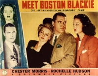 Boston Blackie Old Time Radio MP3 Collection on DVD