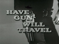 Have Gun, Will Travel Old Time Radio