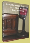 Information Please Old Time Radio MP3 Collection on DVD