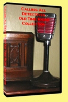 Calling All Detectives Old Time Radio MP3 Collection