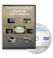 WWII National Security and Espionage Films on DVD