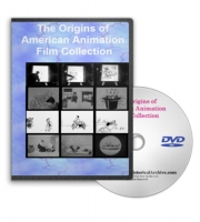 The Origins of American Animation, 1900-1921 on DVD