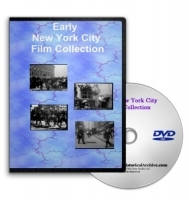 Life of a City: Early Films of New York, 1898-1906 on DVD