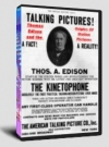 Thomas Edison and the Origins of Motion Pictures on Six DVDs