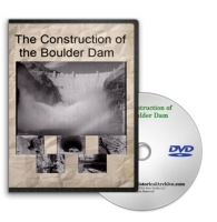 Construction of Boulder Dam DVD