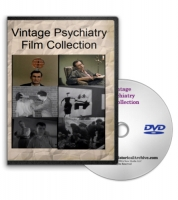 Psychiatry Film Collection DVD