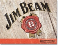 Jim Beam - Wood Cut