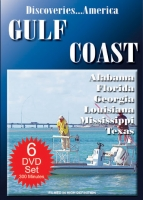 Gulf Coast States DVD Collection compact version