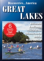 Great Lakes States DVD Collection Compact Version