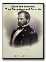Grant and Sherman: Their Campaigns and Generals on CD