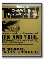 Civil War Poster Collection on CD