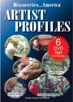 Artist Profiles 6 DVD collection