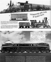 Early Locomotives & Their History  - 18 Historic Books on CD