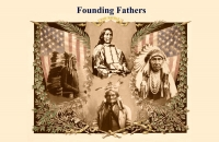 Founding Fathers 11x17 Poster