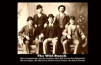 Wild Bunch Outlaws 11x17 Poster