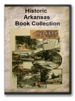 Arkansas Historic Book Collection on CD