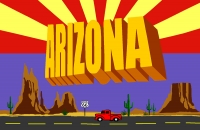 Arizona Highway Route 66 11x17 Poster