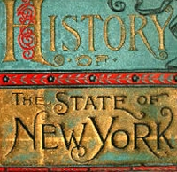 New York Historic Book Collection on CD