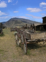 Cody Old Trail Town Fine Art Print or Canvas starting @ $12.99