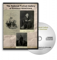 National Portrait Gallery of Eminent Americans CD