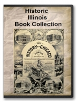 Illinois Historic Book Collection on CD