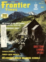 1974 - Apr-May Frontier Times