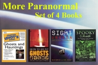 More Paranormal - Package of 4 books