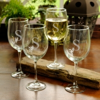 White Wine Glasses