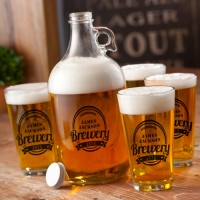 Brewery Growler Set (Personalized)