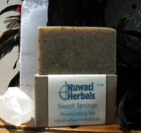 Sweet Springs Soap - Moisturizing & Exfoliating (4oz)