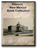 New Mexico Historic Book Collection on CD