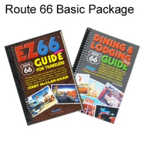 Route 66 Basic Package - EZ66 and Dining Guide