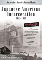 Japanese American Incarceration 1942-1945 DVD