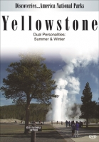 Yellowstone Dual Personalities in Spring & Winter DVD