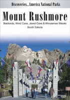 Mount Rushmore, Badlands, Wind Cave, Jewel Cave & Minuteman Missile, South Dakota DVD