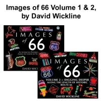 Images of 66 Volume 1 and 2, by David Wickline