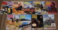 1984 - Full Year True West - 9 Issues