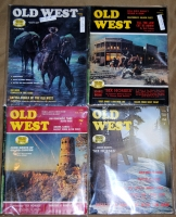 1976 - Old West Magazine - Full Year - 4 Issues