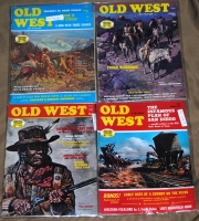 1975 - Old West Magazine - Full Year - 4 Issues