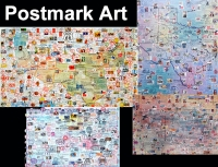 PostmarkArt - All Four Limited Edition Prints