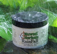 RainFall Skin Renewal and Cleansing Salt Scrub (10oz)